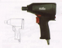 MR MARK AIR IMPACT SCREWDRIVER 1/2