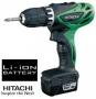 HITACHI DS10DFL 10.8/12V PEAK HXP LI_ON MICRO DRIVER DRILL