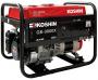 KOSHIN GE-3000X 2.4KVA GASOLINE GENERATOR