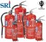 PORTABLE ABC DRY POWDER FIRE EXTINGUISHERS