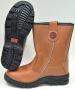 SAFETY LEATHER BOOT
