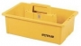 WATERLOO 50420 TOTE TRAY YELLOW PLASTIC TOOL BOX
