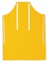 YELLOW PVC APRON