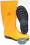 YELLOW SAFETY RAIN BOOT